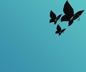 butterflies by justgui