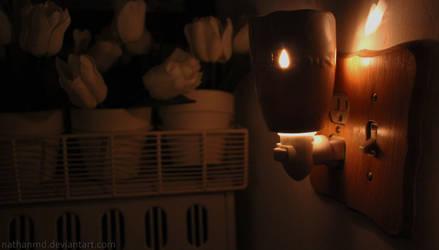 Warm Nightlight