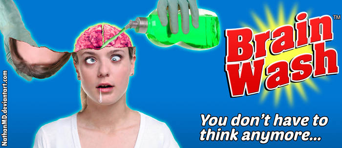 Brain Wash Ad