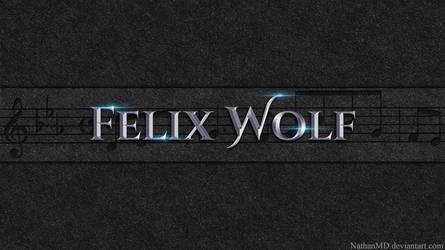 Felix Wolf - YouTube Banner