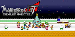 SMBGT-TGA: Merry Christmas and-a-Happy New Year