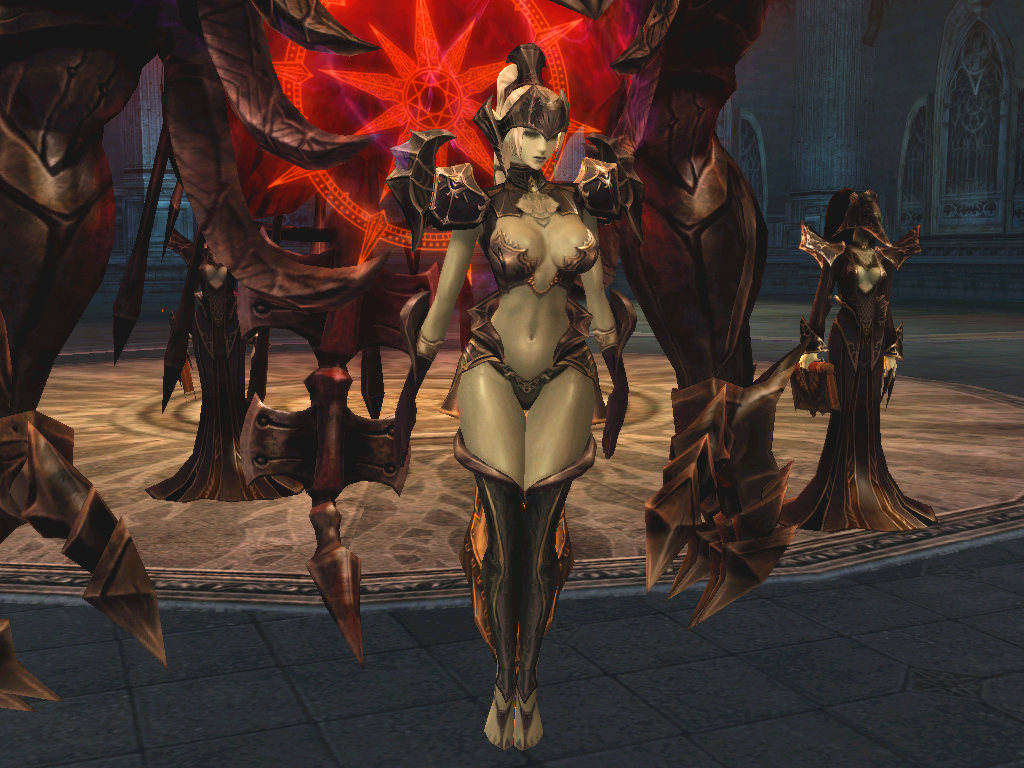 Lineage 2 Lillith by Brownfinger
