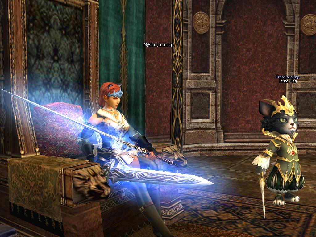 Faction Event - Domination Lineage_2_Feline_King_by_Brownfinger