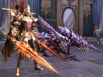 Lineage 2 Cursed Dual Swords