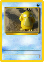 Psyduck Card Mock Up by Official-Benjina
