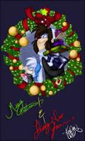 Merry Xmas- Happy New Year by cloudbabykc