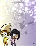 Lightning and Ophelia