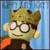 Happy King Harry by Cardenia
