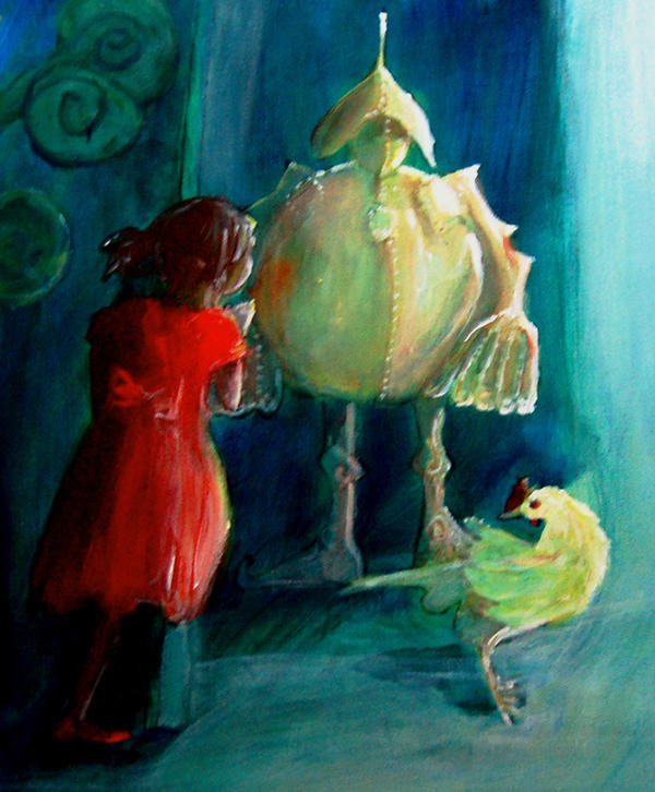 Ozma of Oz 5 by CBrengan