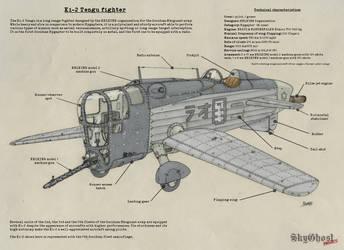ERLKING Ki-2 Tengu (Eng) by PCFayard