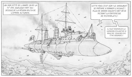 Airships On Cybersteampunks Deviantart Images, Photos, Reviews