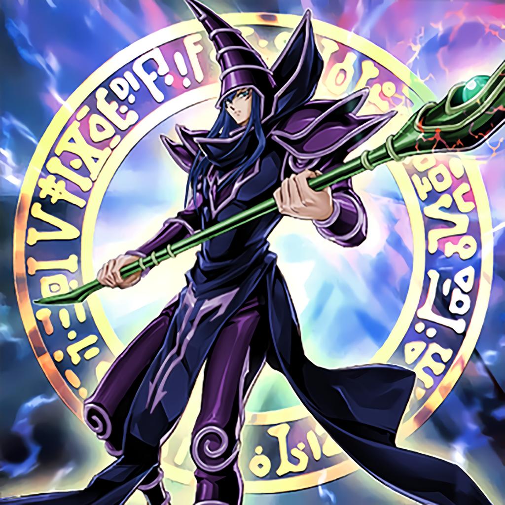 Anime Dark Magician Art Anime Wallpapers