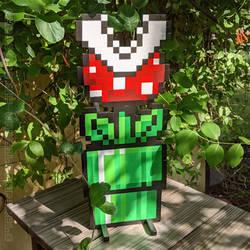 Super Mario World Piranha Plant