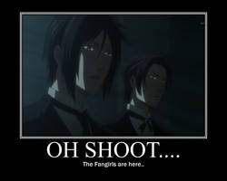 Black Butler Motivational Pic