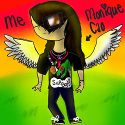 Me As An Angel (Monique)