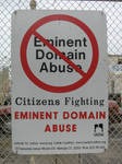 Eminent Domain Abuse
