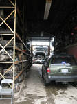 Junkyard Tunnel