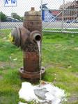 Mr. Bubble Hydrant