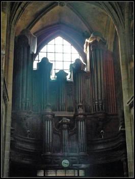 'Eglise Saint-Merri'