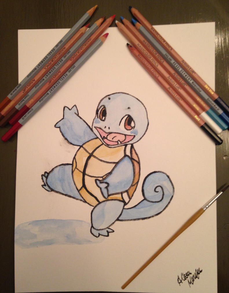 Squirtle by arrissuu