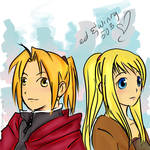 503: Ed and Winry
