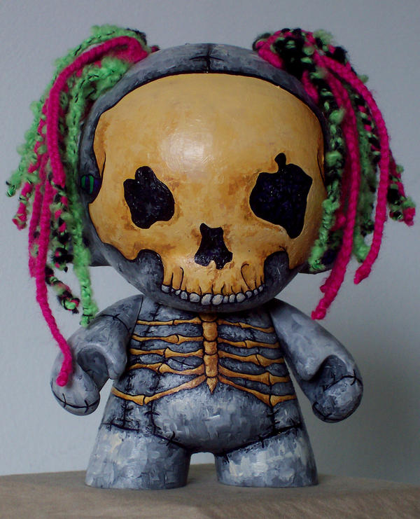 WillOw: Munny by candygrl191