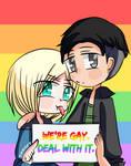 Pride Month - Otayuri
