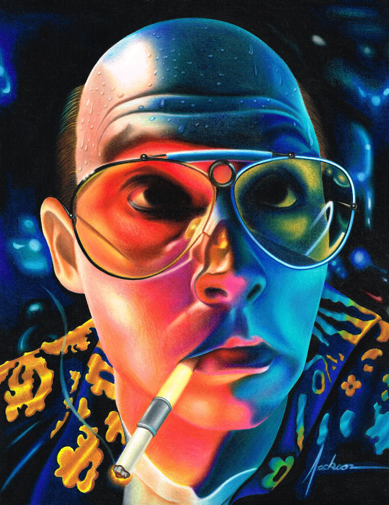 response to hunter s thompsons ferar Hunter s thompson's fear and loathing in las vegas #4 - kindle edition by troy little download it once and read it on your kindle device, pc, phones or tablets use.