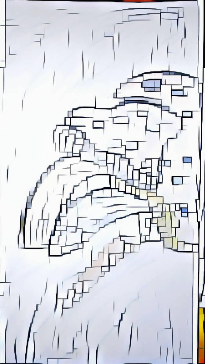 Pixel Shrooms Fraktals