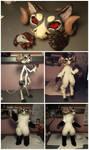 Commission - Riyoko Art Doll Progress