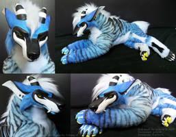 Custom Poseable Artdoll Commission: Vehnny by SPoppet