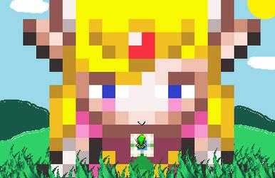 Flower Friend by ShadowStar689