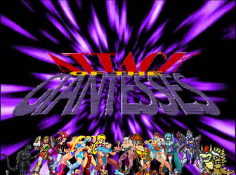 Attack of the Giantesses M.U.G.E.N by ShadowStar689