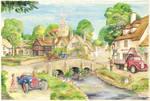 Old Englsih Village