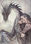 Kor Gat and Black Dragon