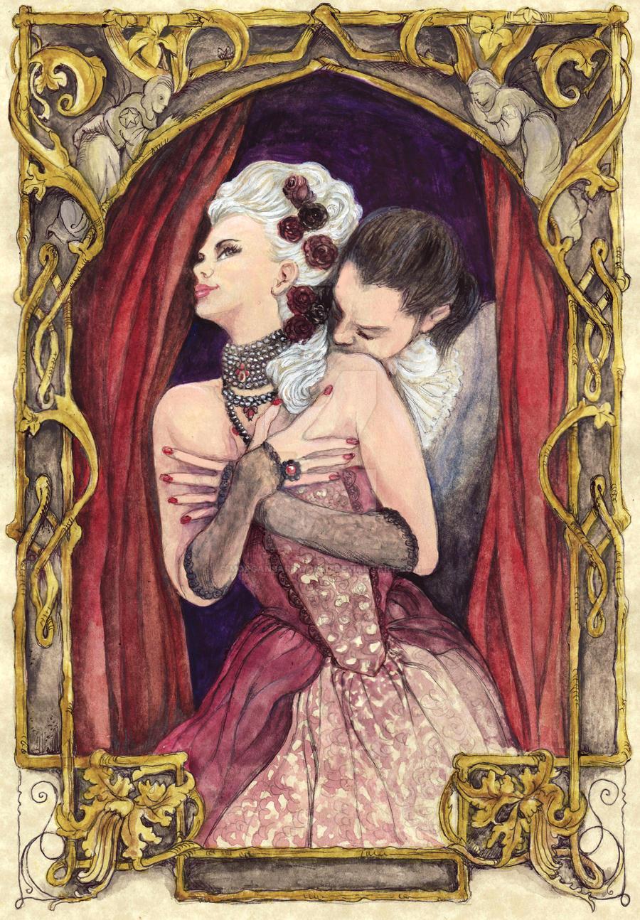Gothic Period By Morgansartworld