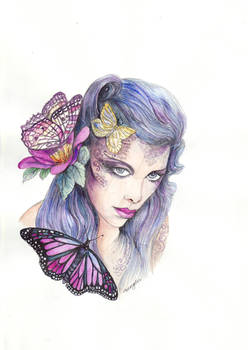 Butterfly Kisses 1