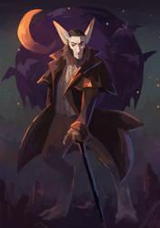 DV: Enoch - vampire oswald