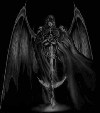 Angel of Death by Dezperado