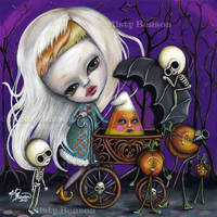 Everyday Is Halloween by gossamerfaery