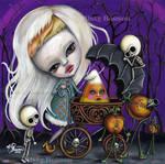Everyday Is Halloween by MorbidlyAdorableArt