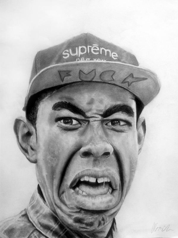 Displaying (19) Gallery Images For Tyler The Creator Drawings...