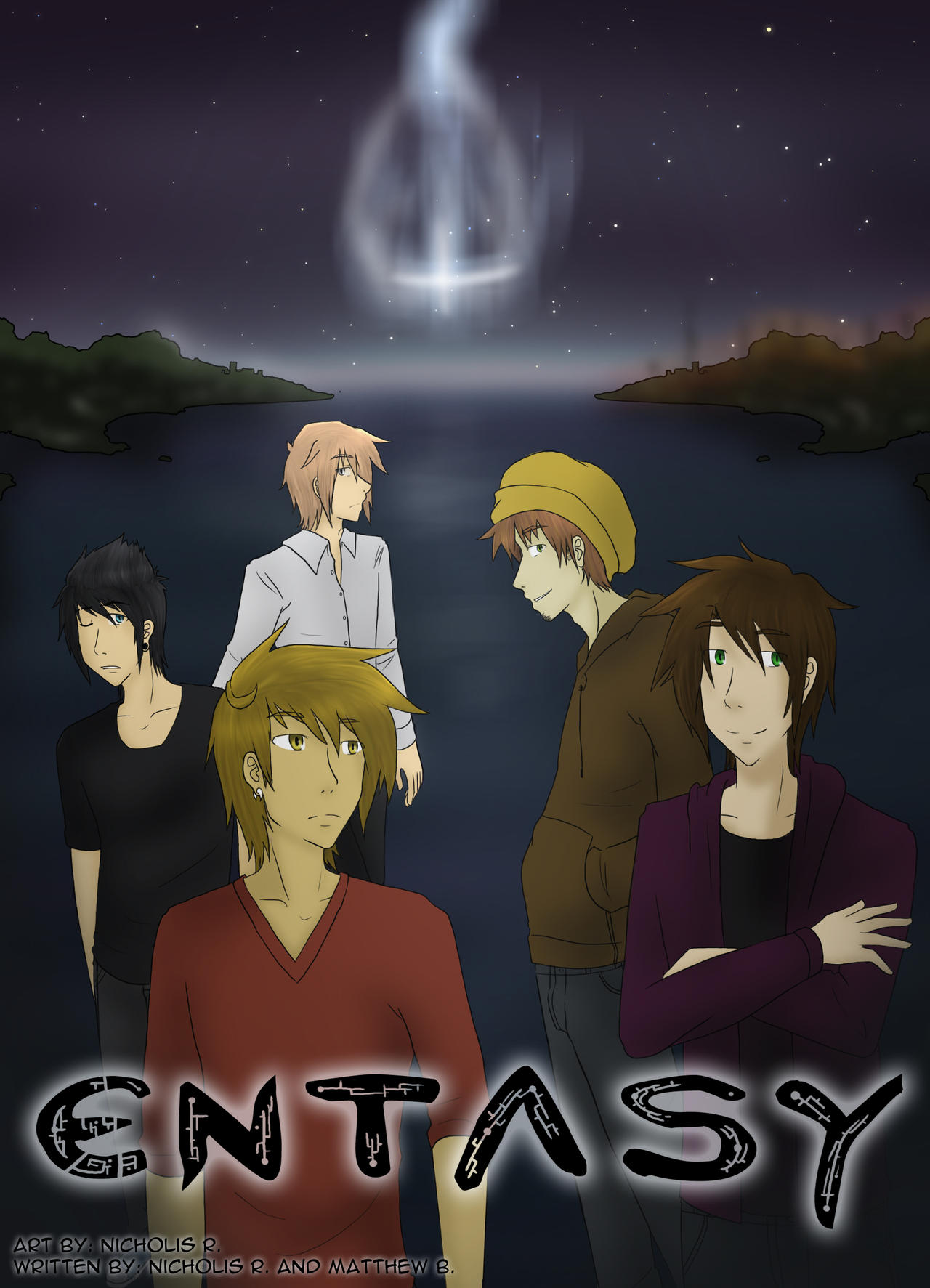Entasy - Cover by celestialDeception