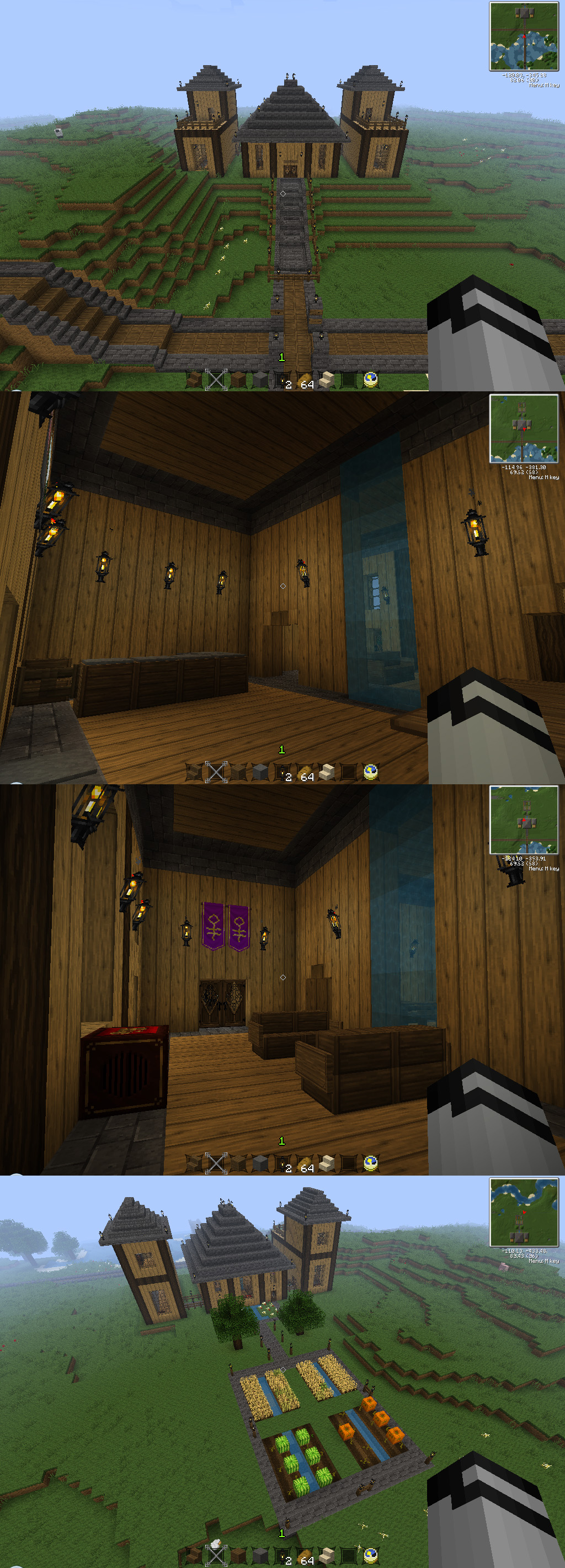 Entsy Lodge by celestialDeception