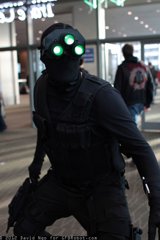 splinter cell by arcanespectre - Splinter Cell Halloween Costume