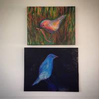 Early Bird and Blue Bird