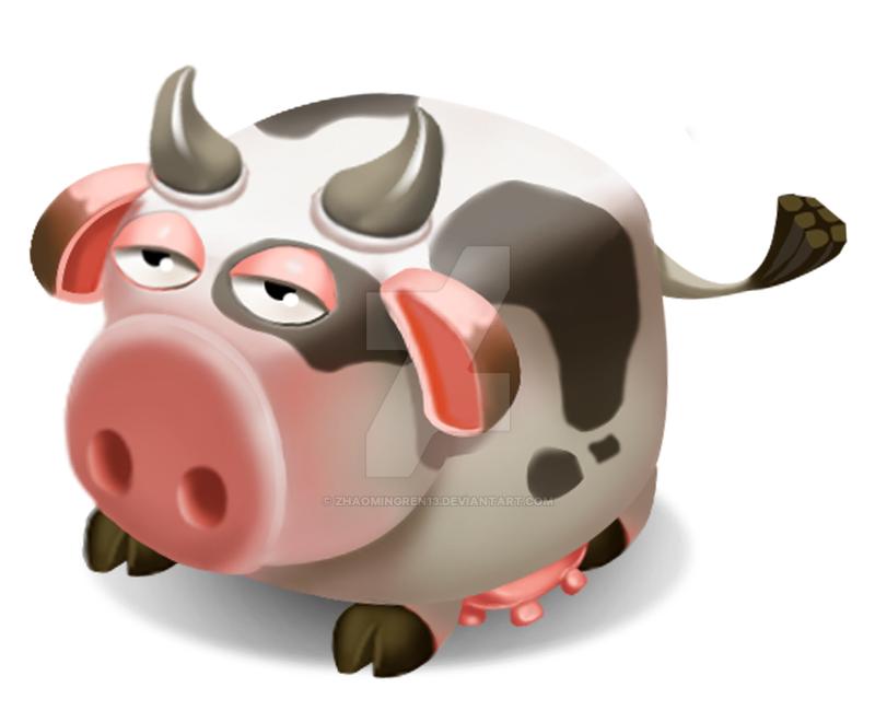Winner Pig by zhaomingren13
