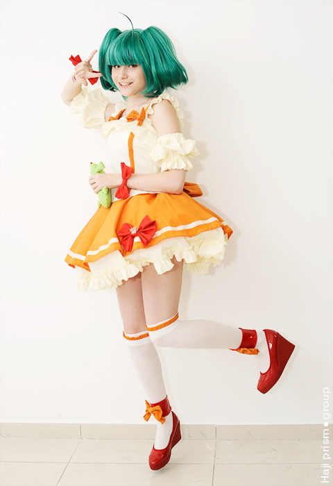 Ranka Lee by Tink-Ichigo