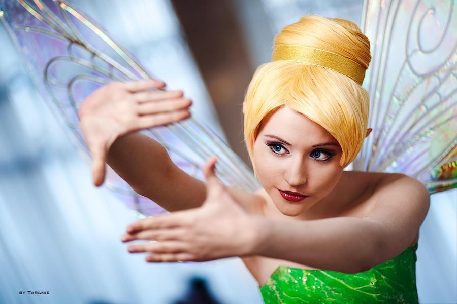 Disney Tinkerbell by Tink-Ichigo