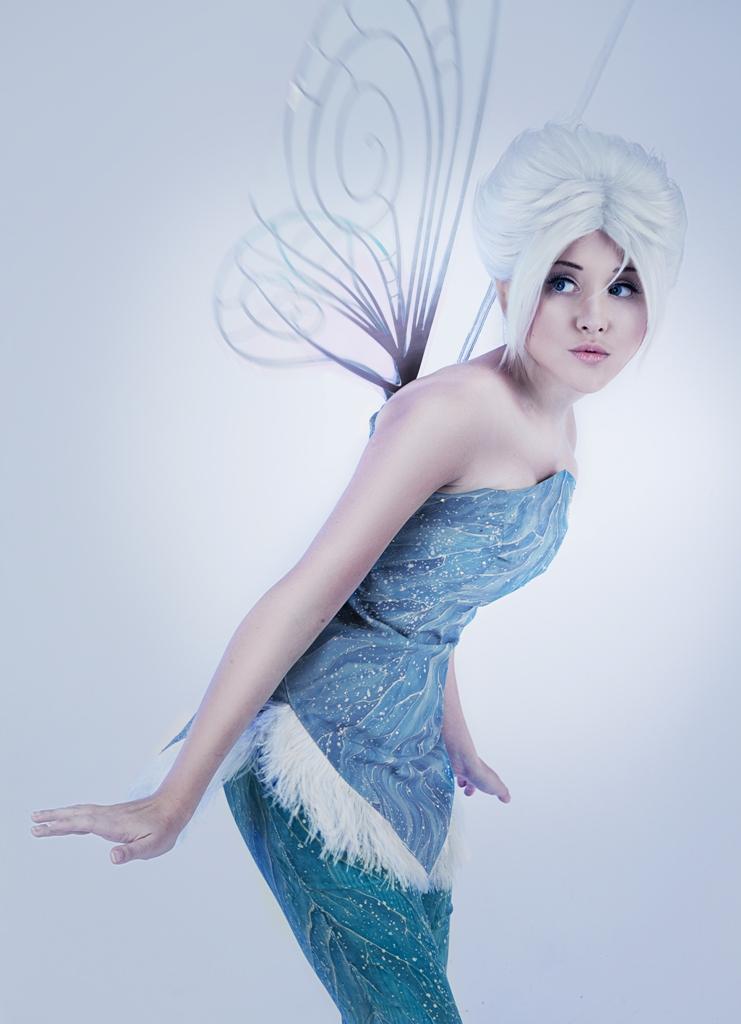 Frozen by Tink-Ichigo